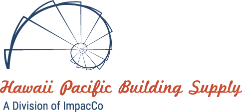 Hawaii Pacific Building Supply Products